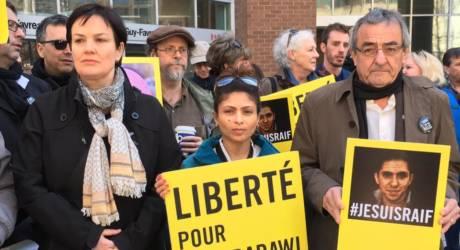 La CSN presse le premier ministre Trudeau d'intervenir pour la libération de Raif Badawi