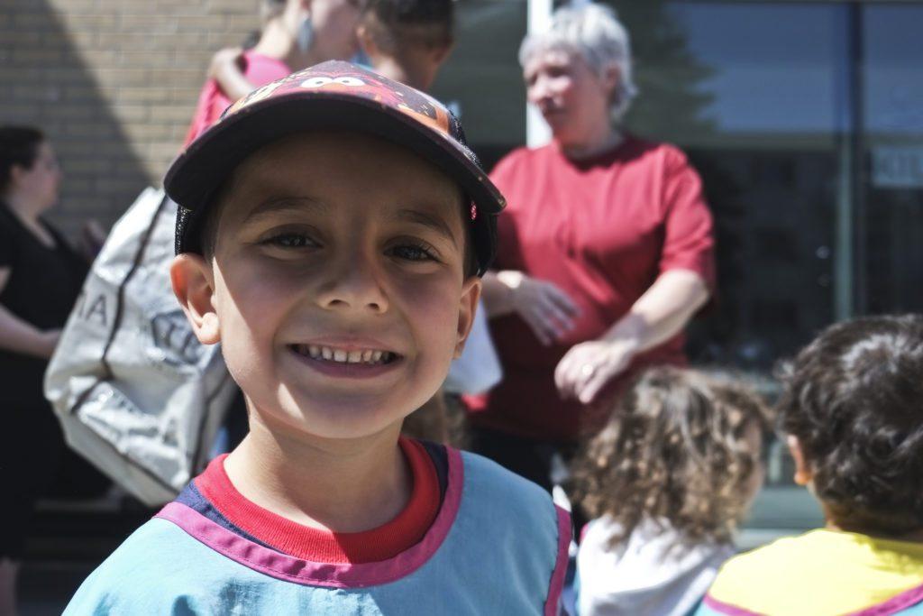 Nadjim Bouadjil, 4 ans, fils de Hind Djermouni sera relocalisé à l'installation principale