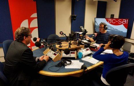Jacques Létourneau en entrevue à « L'heure de pointe »