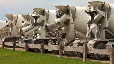 Mandat de grève chez les chauffeurs de bétonnières de Béton Provincial