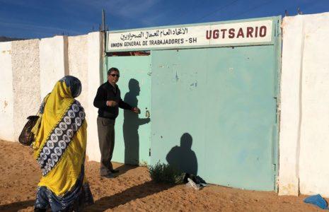 La résistance du peuple sahraoui sous l'occupation marocaine