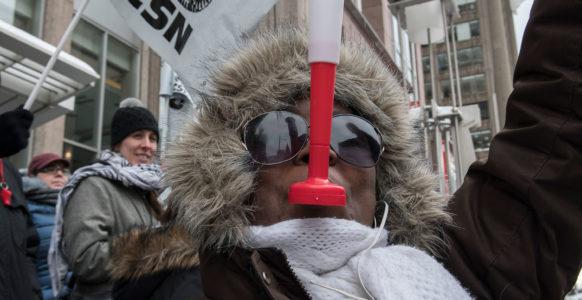 Le syndicat interpelle la haute direction des Hôtels Gouverneur | Photo : Michel Giroux