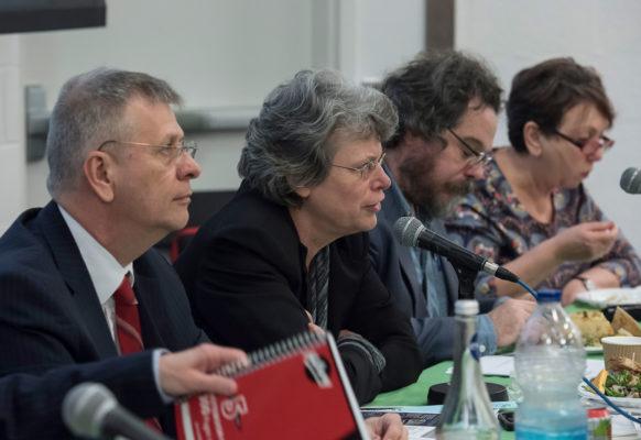 Les chargées et chargés de cours de l'UQAM ratifient l'entente de principe | Photo : Michel Giroux