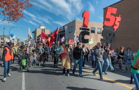 Salaire minimum à 15 $ l'heure : un impératif socioéconomique essentiel