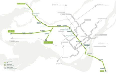 Il reste du chemin à faire pour que le REM soit un véritable projet de transport collectif