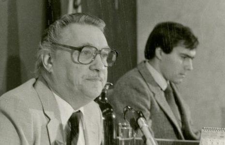 Décès du juge à la retraite du Tribunal du travail René Beaudry