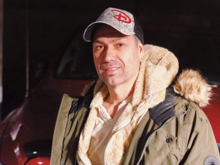 Jimmy Caron, président du Syndicat de Demix St-Eustache