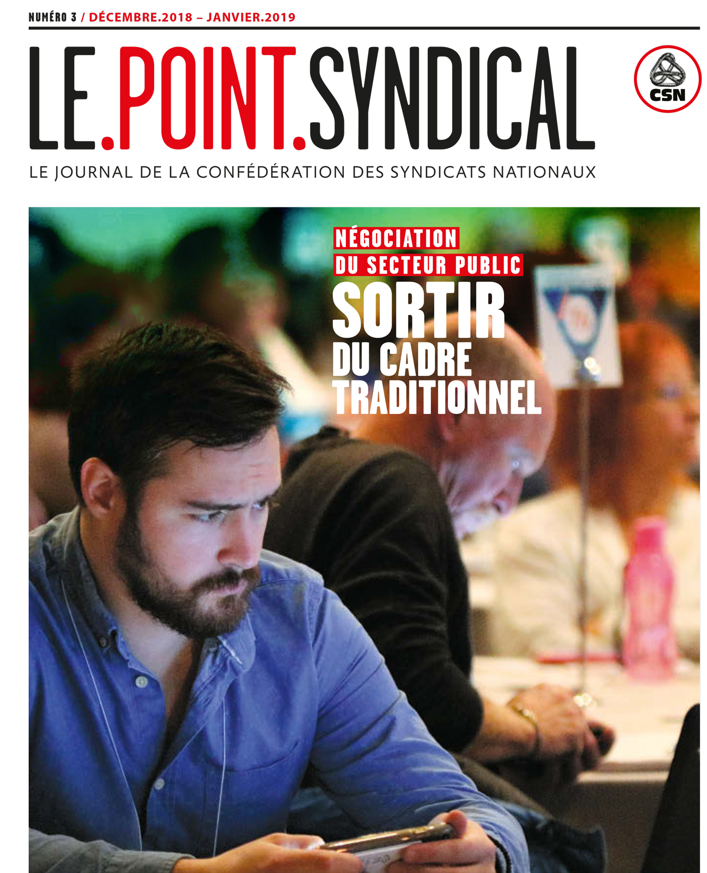 Le Point Syndical Numéro 3
