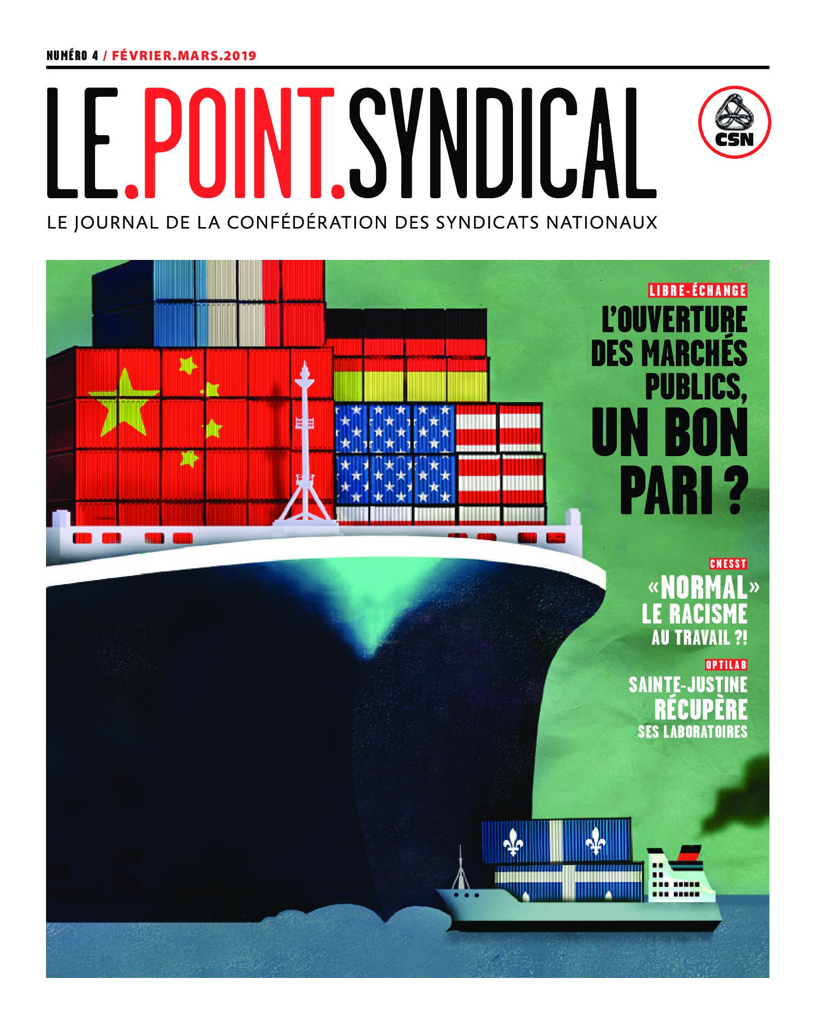 Le Point Syndical Numéro 4