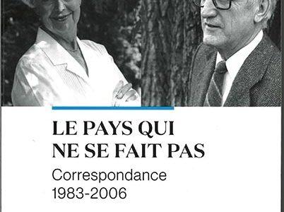 Lettres sur le devenir du Québec