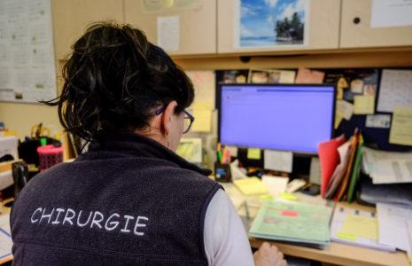 Le personnel administratif : au cœur du système de santé et services sociaux