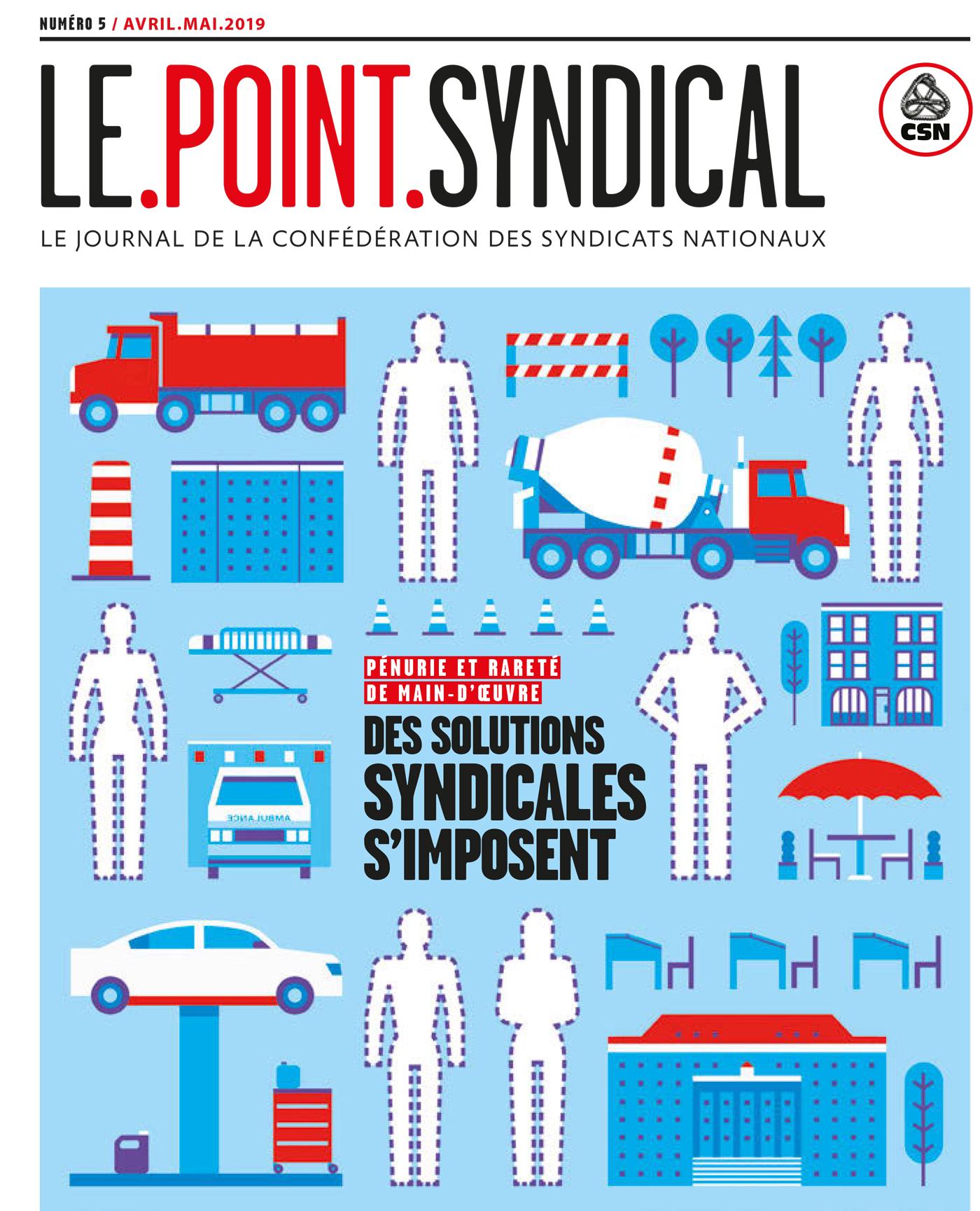 Le Point Syndical Numéro 5