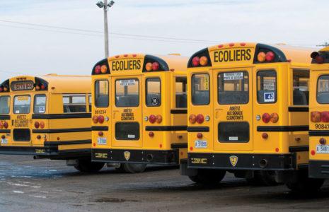 Transport scolaire : avancées historiques en Estrie