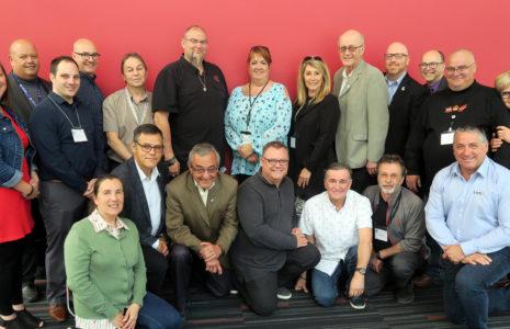 Près de 30 membres de la CSN impliqués pour le Camp Vol d'été Leucan–CSN!