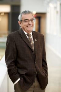 Portrait de Jean Lacharité, deuxième vice-président de la CSN