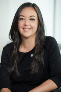 Portrait de Véronique de Sève, troisième vice-présidente de la CSN