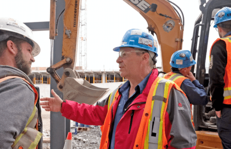 Mobilité de main-d'œuvre : la CSN-Construction conteste la décision du Tribunal administratif du travail