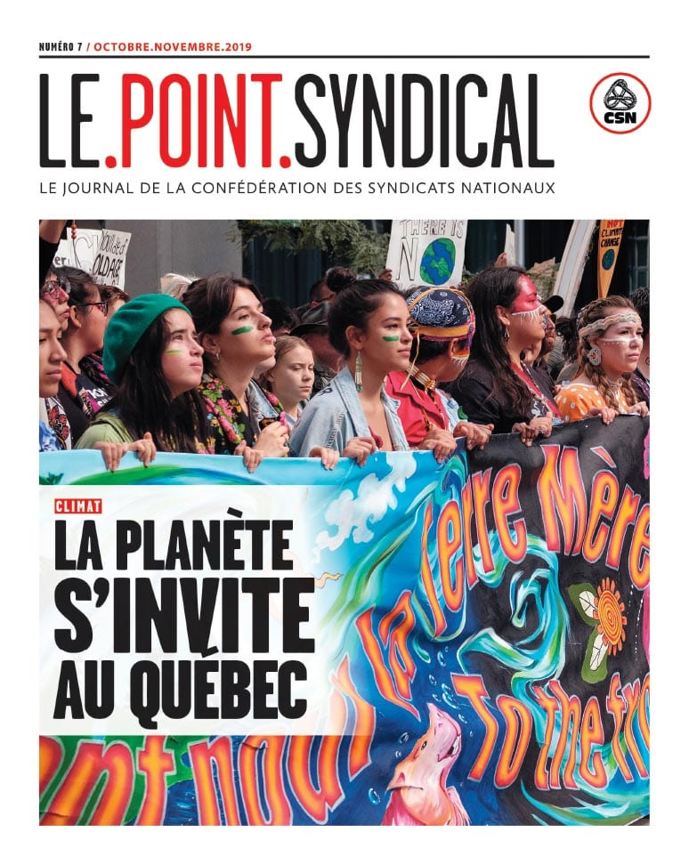 Le Point Syndical Numéro 7