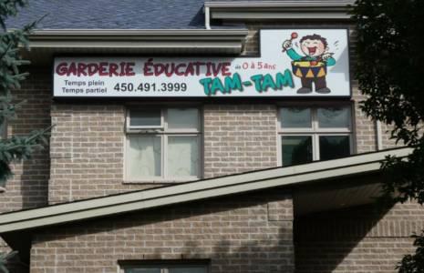 La Garderie éducative Tam-Tam de Deux-Montagnes ne respecte pas les lois et règlements