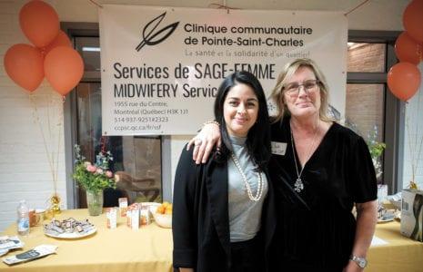 Une victoire pour les femmes du sud-ouest  de Montréal