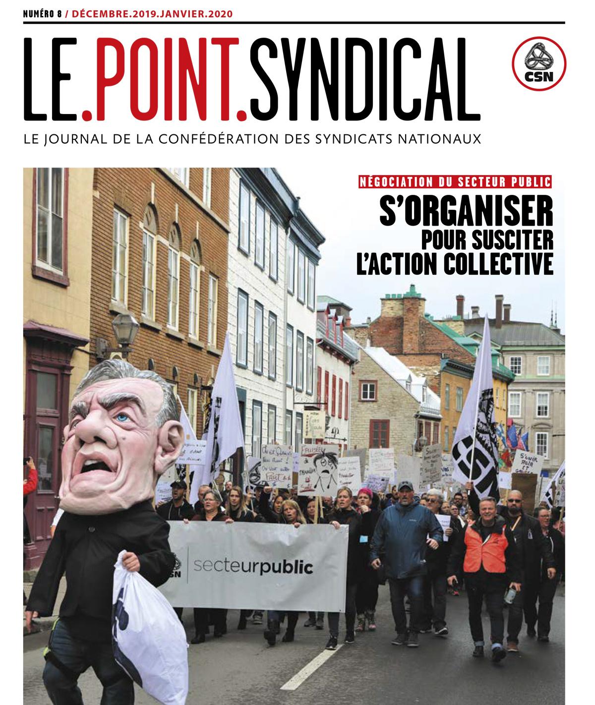 Le Point Syndical Numéro 8