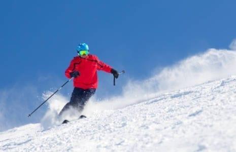 Entente de principe à la Station de ski Stoneham