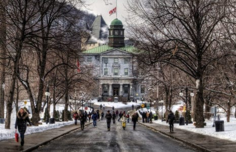 L'Université McGill pratique l'art du double langage