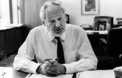 Fernand Daoust, un grand bâtisseur du Québec
