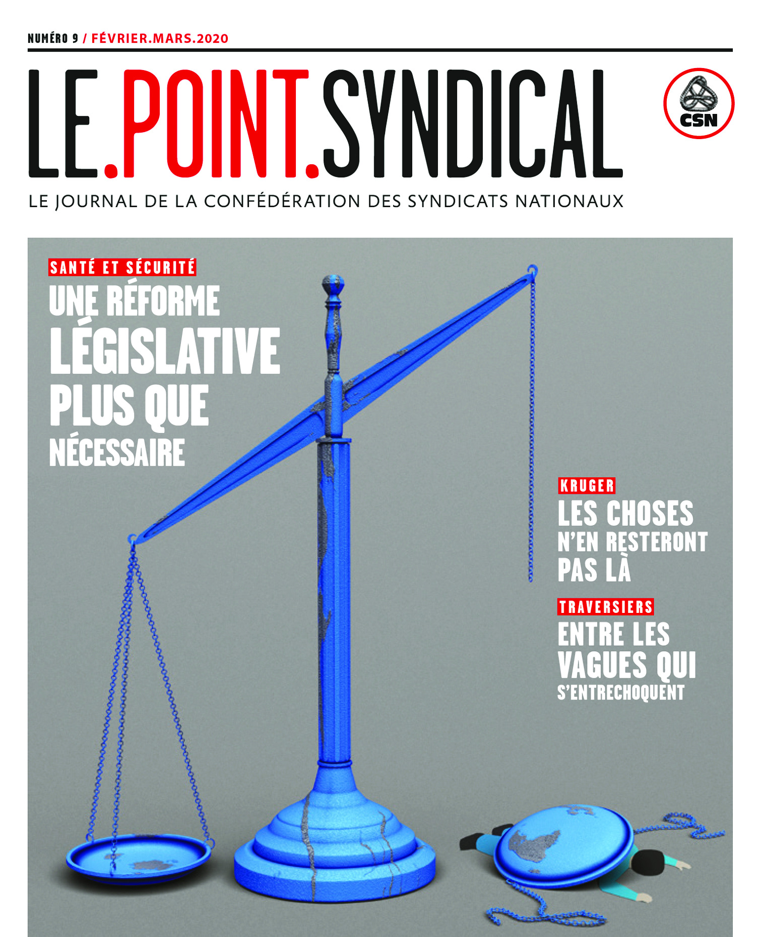 Le Point Syndical Numéro 9