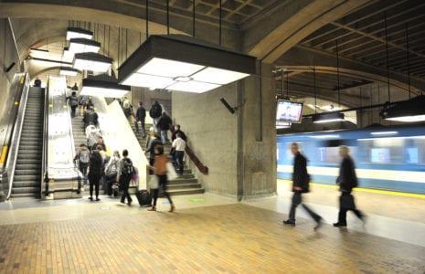 Le gouvernement doit contribuer à la relance de l'industrie ferroviaire au Québec