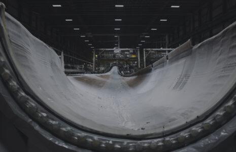 L'usine de pales d'éoliennes de Gaspé tourne à nouveau