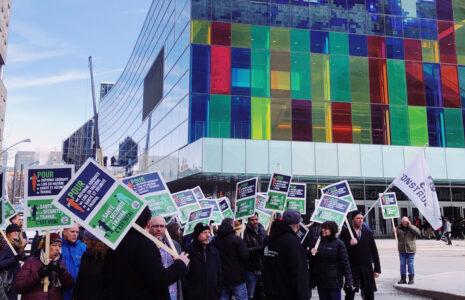 La CSN réclame une réforme législative en profondeur de la Loi sur la santé et la sécurité du travail