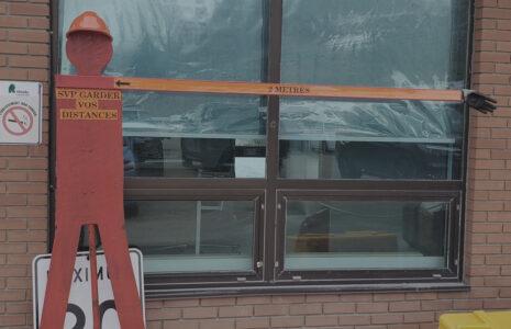 Usine de papier de Clermont : des prouesses mécaniques et humaines pour se protéger