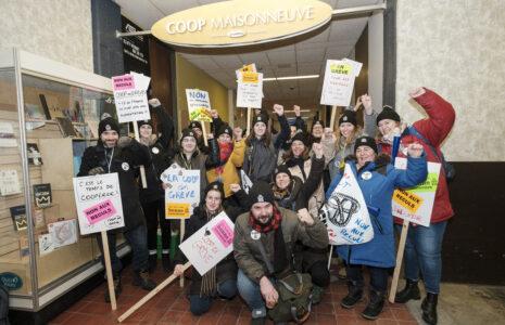 Fin de la grève générale illimitée : une nouvelle convention collective signée pour deux ans