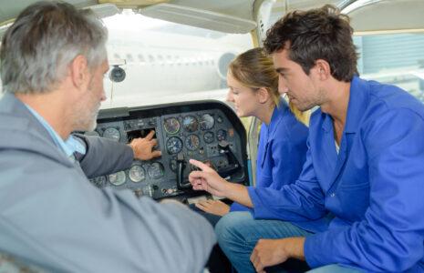 Centre québécois de formation aéronautique (CQFA)
