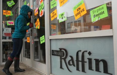 Les libraires de Raffin rejettent unanimement les offres patronales