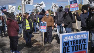 Jean Coutu: l'employeur quitte la table après trois semaines de lock-out