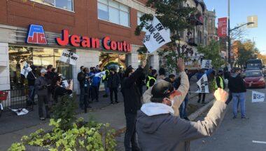 Un mois de lock-out chez Jean Coutu: L'employeur s'enferme dans un cadre financier rigide