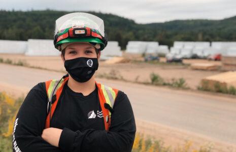 Le Syndicat des employés de la scierie Rivière-aux-Rats remporte le Prix SPHERE