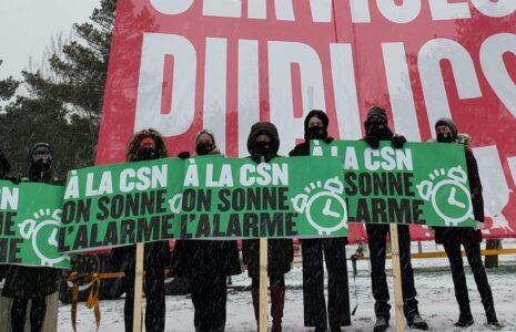 Québec doit déposer des offres acceptables