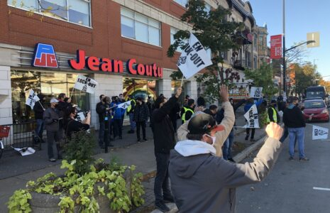 Jean Coutu: vote sur une recommandation des conciliateurs