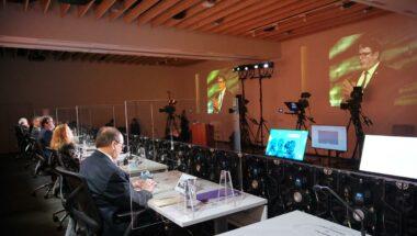 L'envers du décor d'un congrès virtuel
