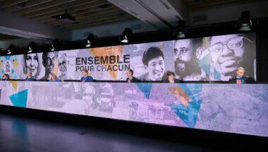 Trois nouvelles personnes au comité exécutif de la CSN