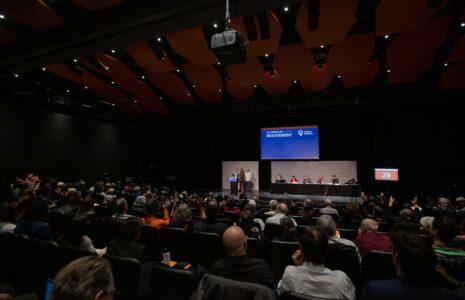 Une première convention collective à l'Assemblée nationale du Québec