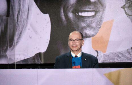 Yvan Duceppe, trésorier aux stratégies solidaires