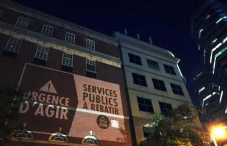La CSN réalise d'importantes avancées pour le droit de grève dans le réseau de la santé et des services sociaux