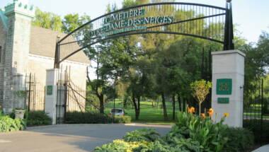 Cimetière Notre-Dame-des-Neiges : virage «vert» l'abandon?
