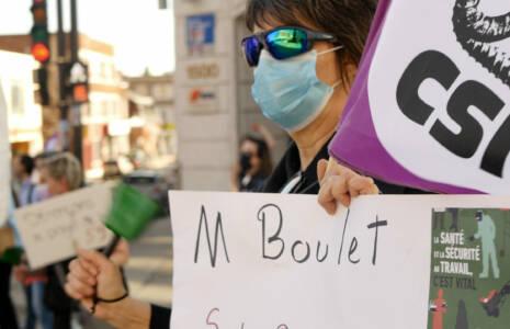 Les quatre centrales syndicales s'unissent pour freiner les reculs en santé et sécurité