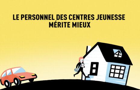 Le gouvernement doit répondre aux recommandations du rapport Laurent dans la négociation