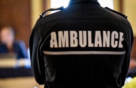 Paramédics : un appel au respect